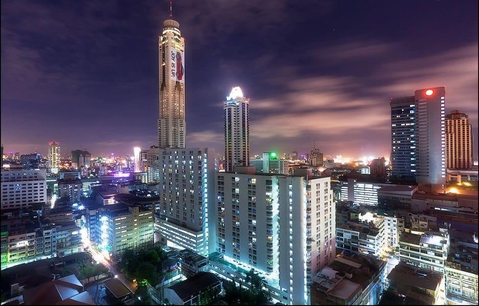 Индивидуальные туры в Тайланд. Вечерний Бангкок фото