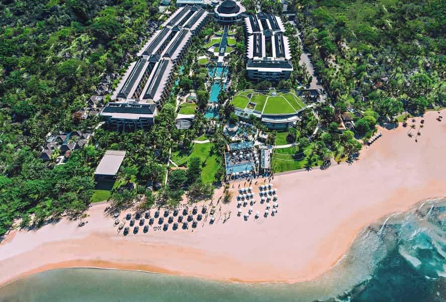 Отдых на Бали в отеле Sofitel Bali Nusa Dua Beach Resort