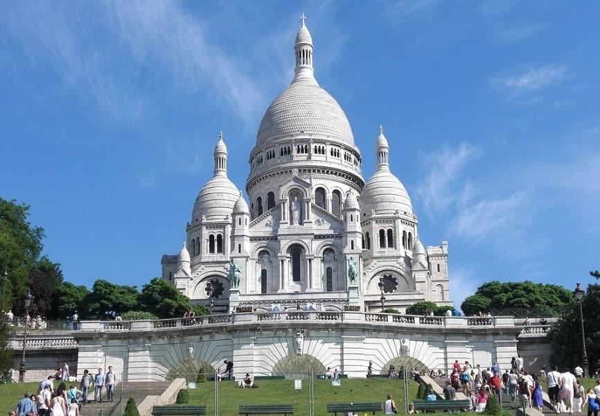 Комбинированные туры в Чехию. Экскурсия в Париж. Сакре Кер