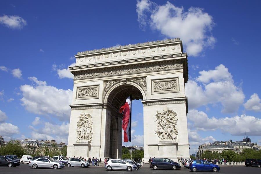 Комбенированные туры в Чехию. Поездка в Париж