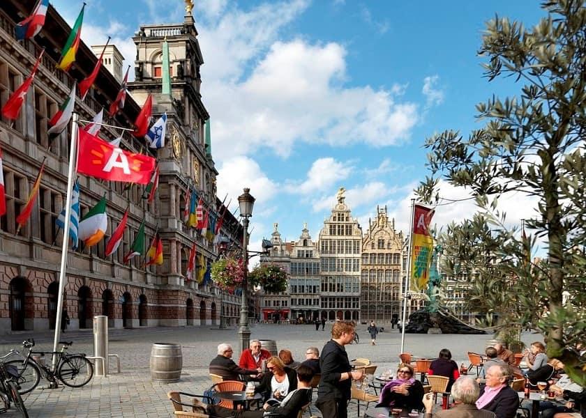 Комбинированный тур в Чехию. Экскурсия в Бенелюкс. Антверпен