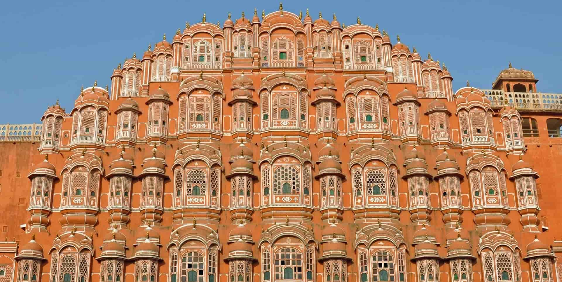 Индия, Джайпур, дворец Ветров