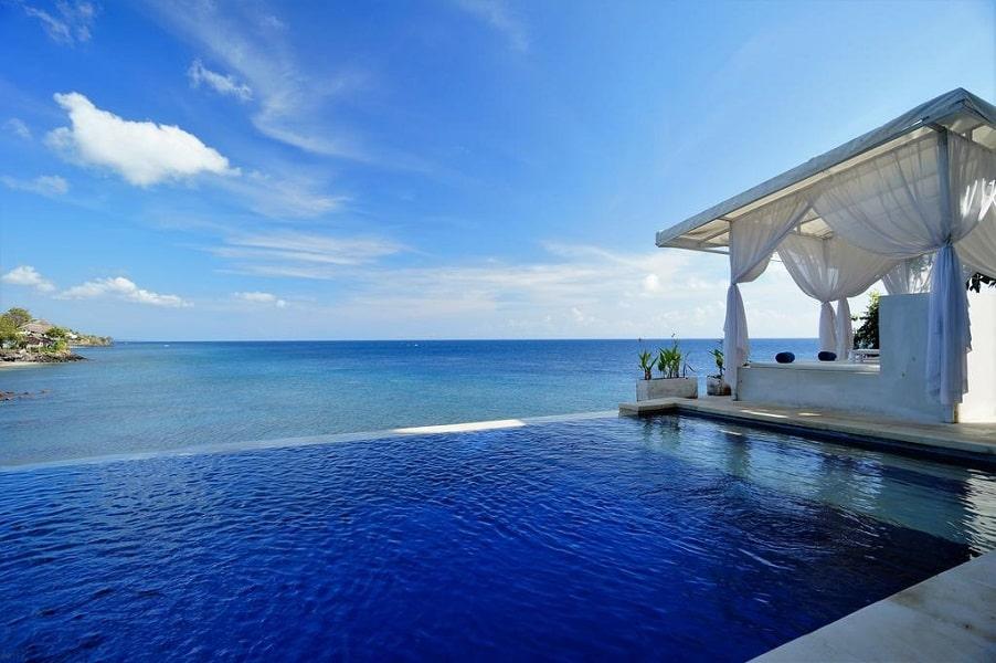 Отдых на Бали. Аква террасса