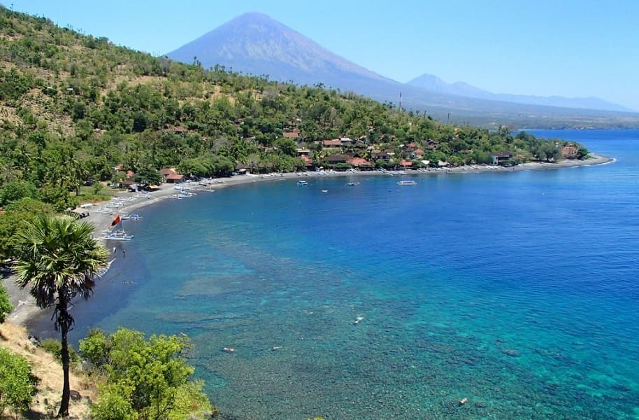 Отдых на Бали. Амед фото