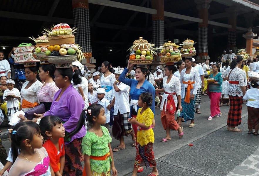 Отдых на Бали. Национальный праздник