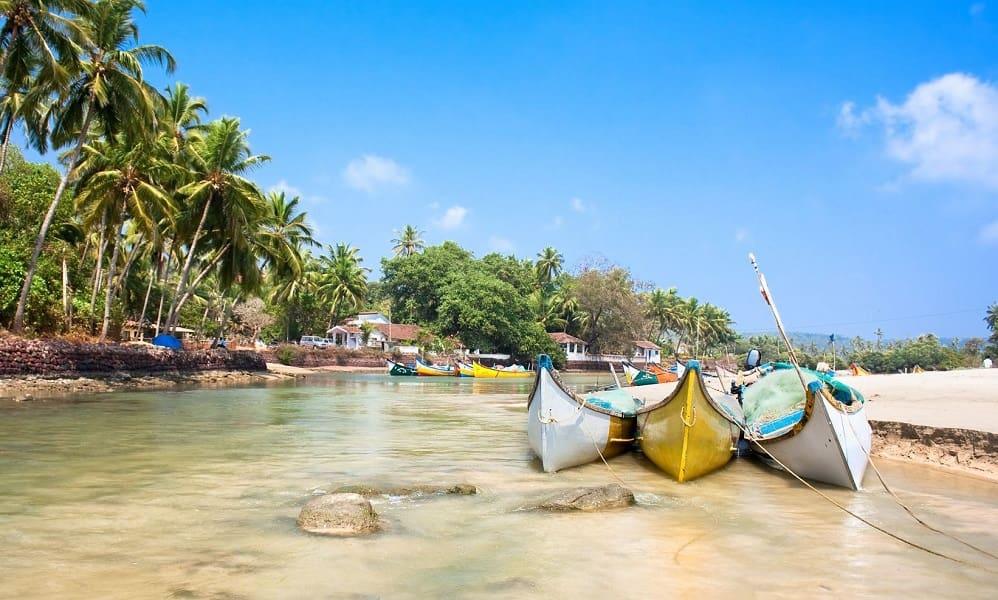 Отдых на Гоа. Индия