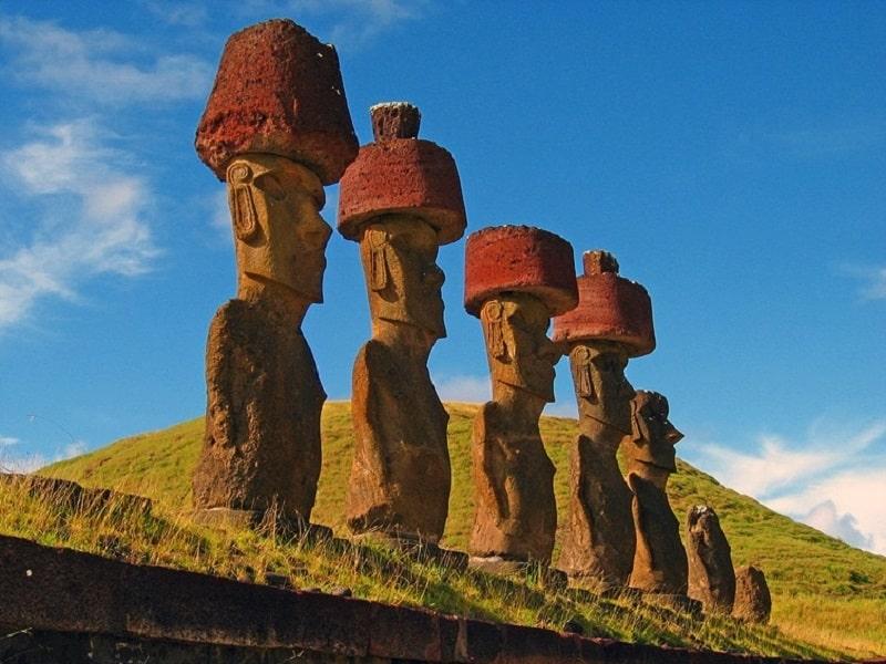 Отдых в Чили. Остров Пасхи. Анакена