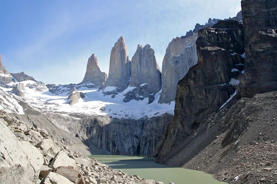 Отдых в Чили. Парк Торрес дель Пайне