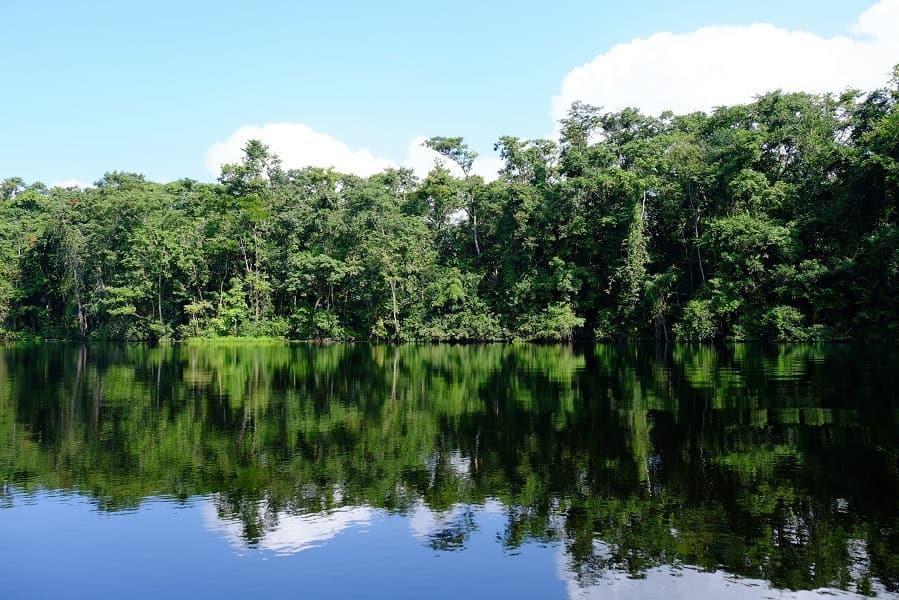 Отдых в Гватемале. Рио Дульсе фото