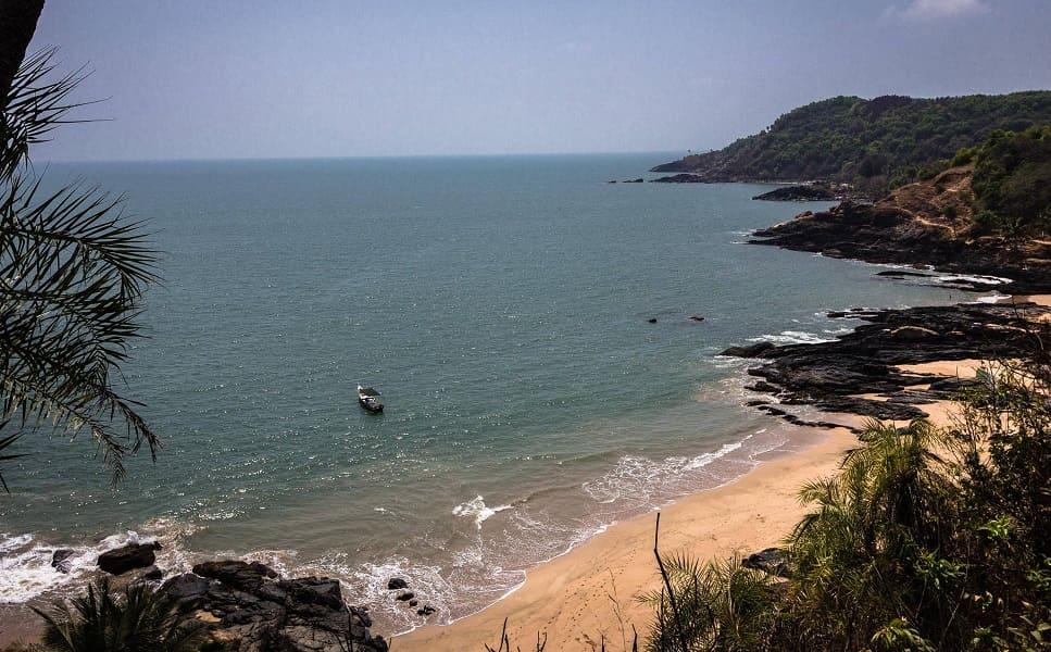 Отдых в Индии. Гокарна пляж