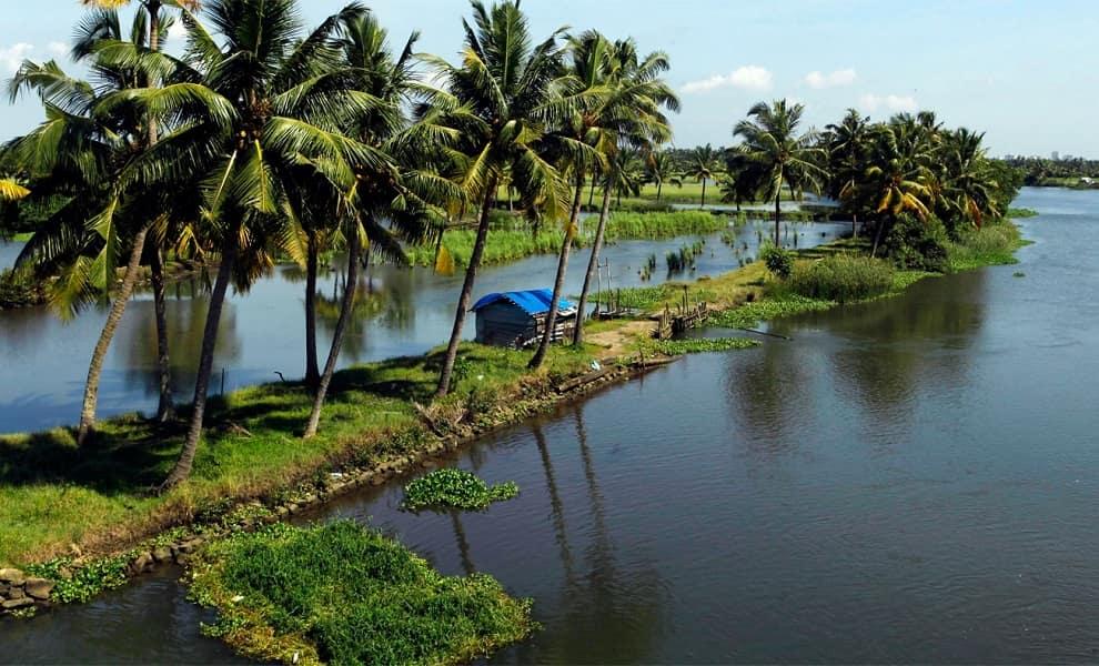 Отдых в Индии. Керала. Каналы фото