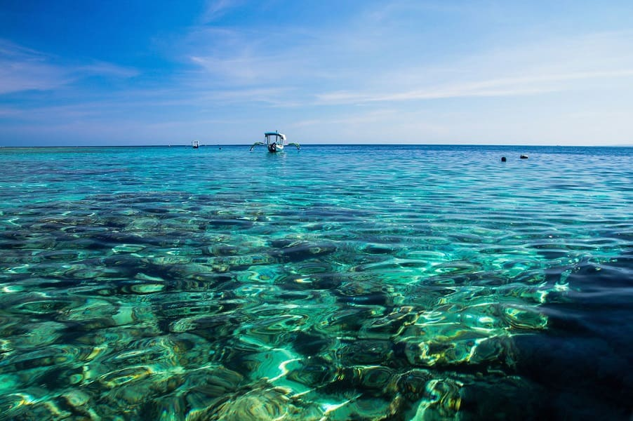 Отдых в Индонезии. Остров Гили. Снорклинг