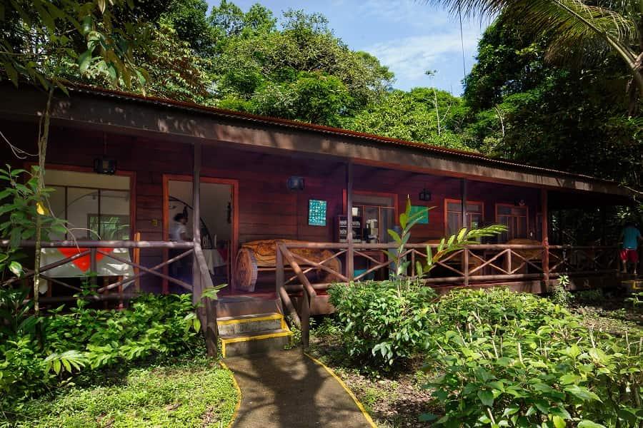 Отдых в Коста Рика. Тортугеро. Лодж