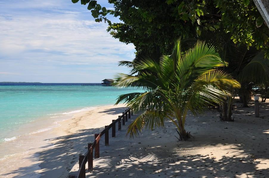 Отдых в Малайзии. Остров Пом Пом