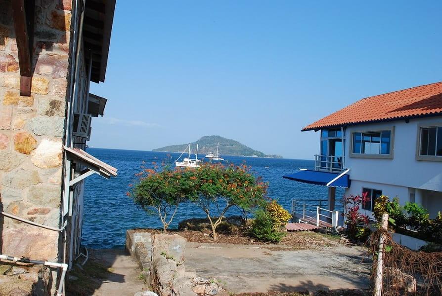 Отдых в Панаме. Остров Табога