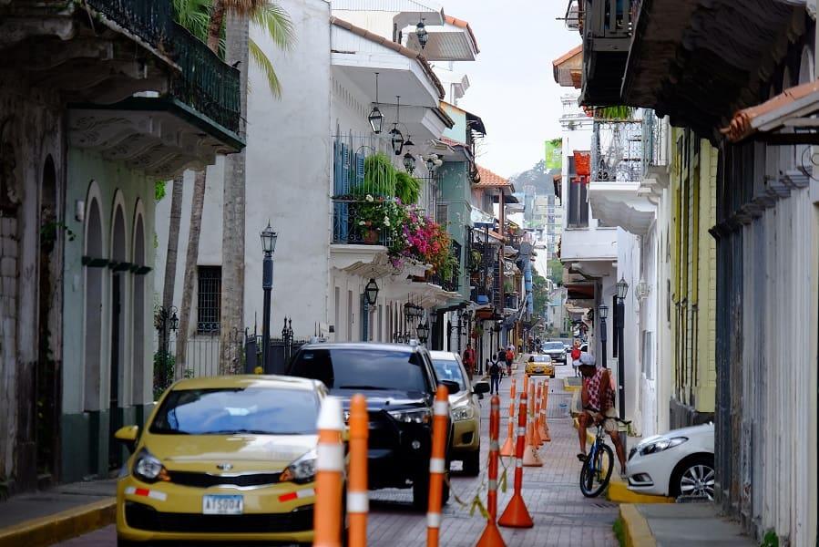 Отдых в Панаме. Улочки старого города Панама сити