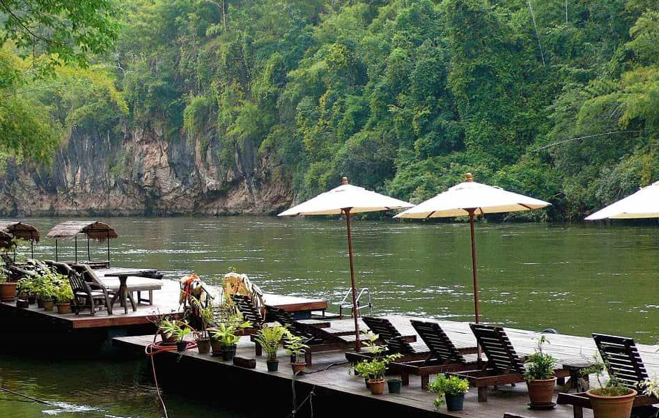 Отдых в Тайланде. Экскурсия на реку Квай