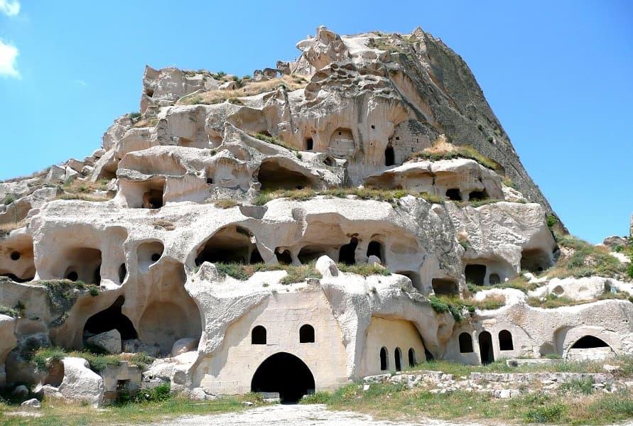 Отдых в Турции. Каппадокия. Древний город