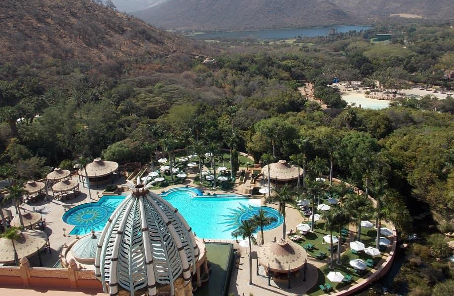 Отдых в ЮАР. Сан Сити. Фото из отеля Палас