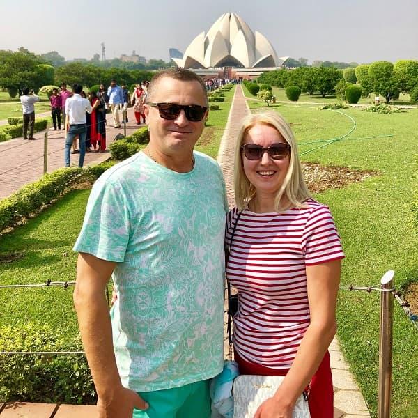 Отзыв Людмилы и Богдана о туре в Индию + Непал с Юникондор