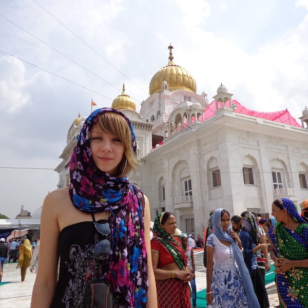 Отзыв Светланы о туре в Индию с компанией Юникондор