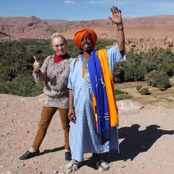 Елена и Сергей. Отзыв о туре в Марокко с Юникондор