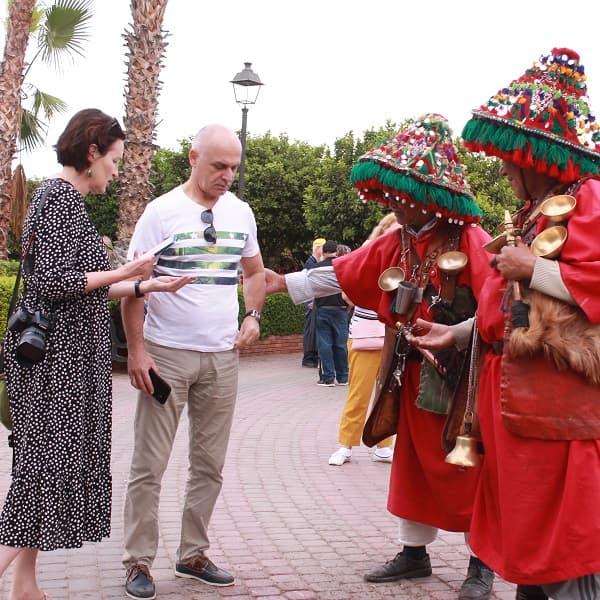 Отзыв Марины и Александра о туре в Марокко с Юникондор