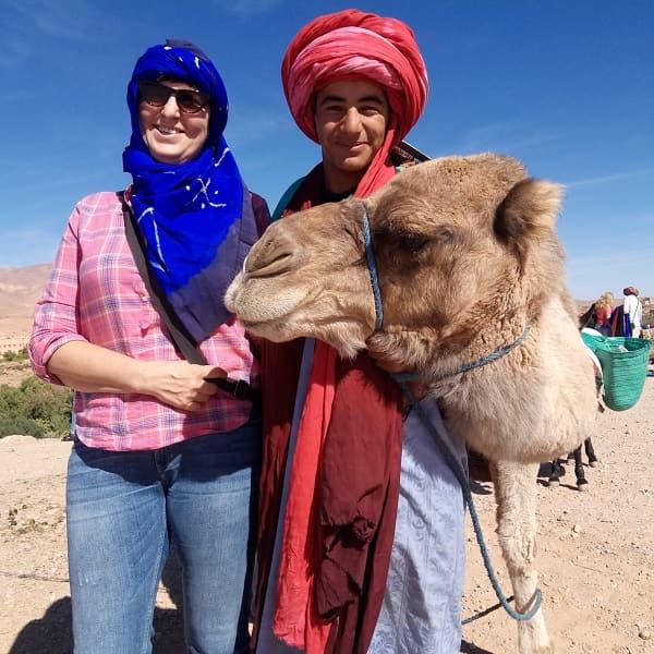 Наталья. Отзыв о туре в Марокко с Юникондор