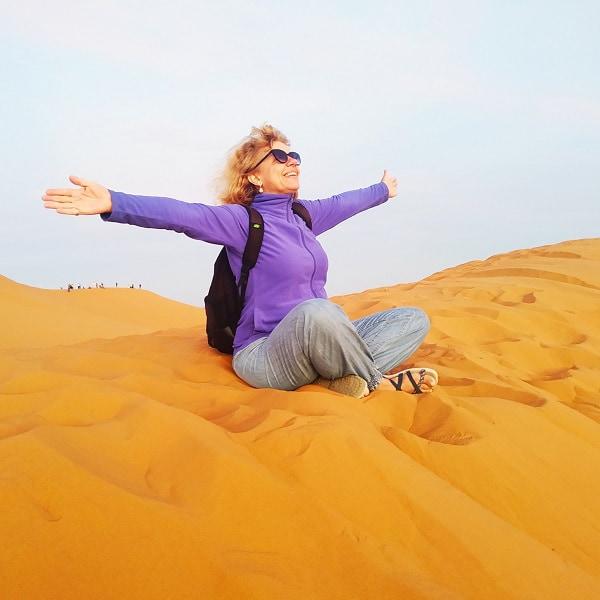 Отзыв о туре в Марокко с Юникондор. Светлана