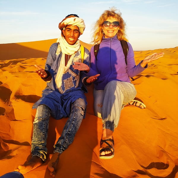 Отзыв Светланы о туре в Марокко с Юникондор