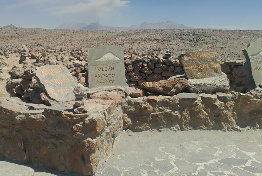 Перу Перевал перед Колкинским каньоном фото
