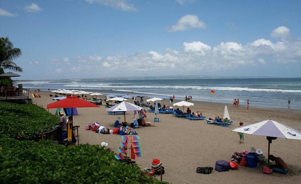 Пляжный отдых на Бали. Семиньяк