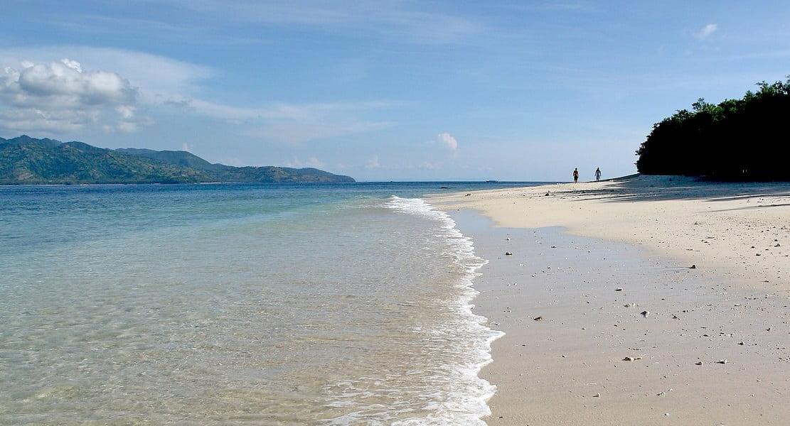 Пляжный отдых в Индонезии. Остров Гили