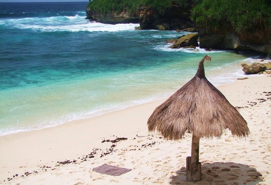 Пляжный отдых в Индонезии.Пляжи Нуса Лембонган