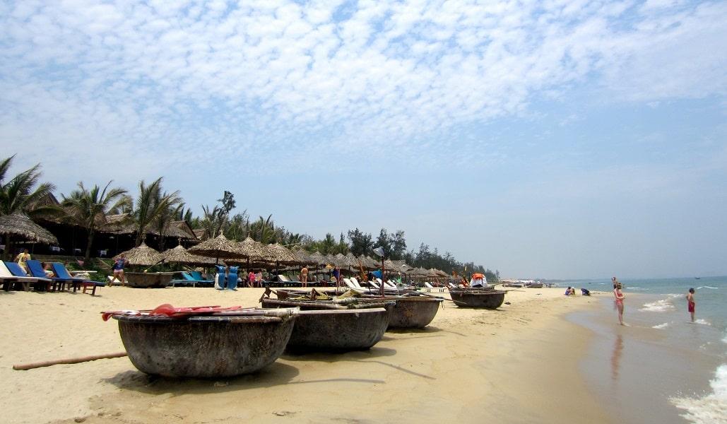 Пляжный отдых во Вьетнаме. Хойан