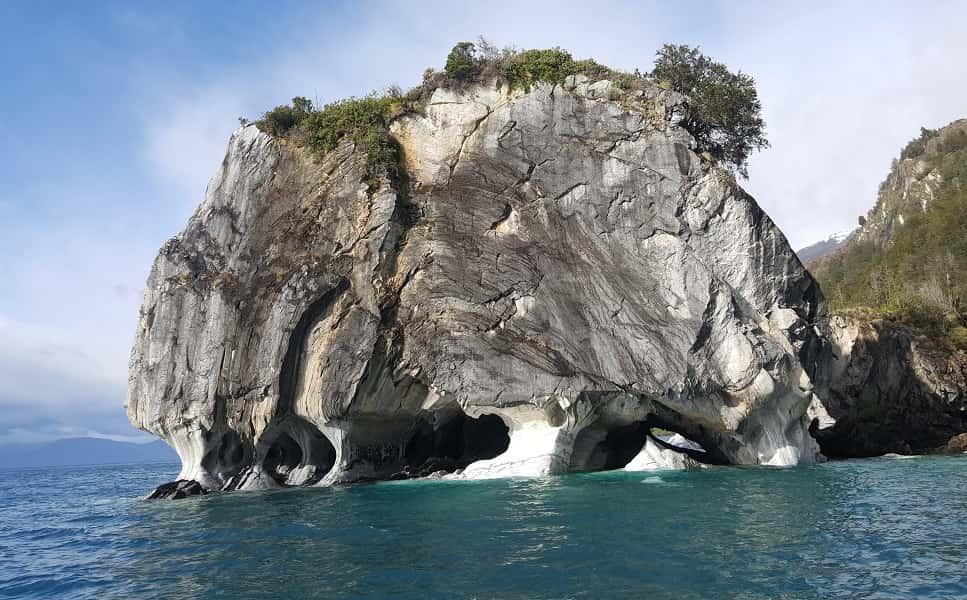 Чили. Патагония. Экскурсия к Мраморным пещерам