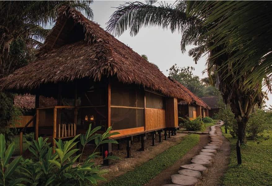 Тур в джунгли Перу.Пуэрто Мальдонадо. Лодж Reserva Amazonica