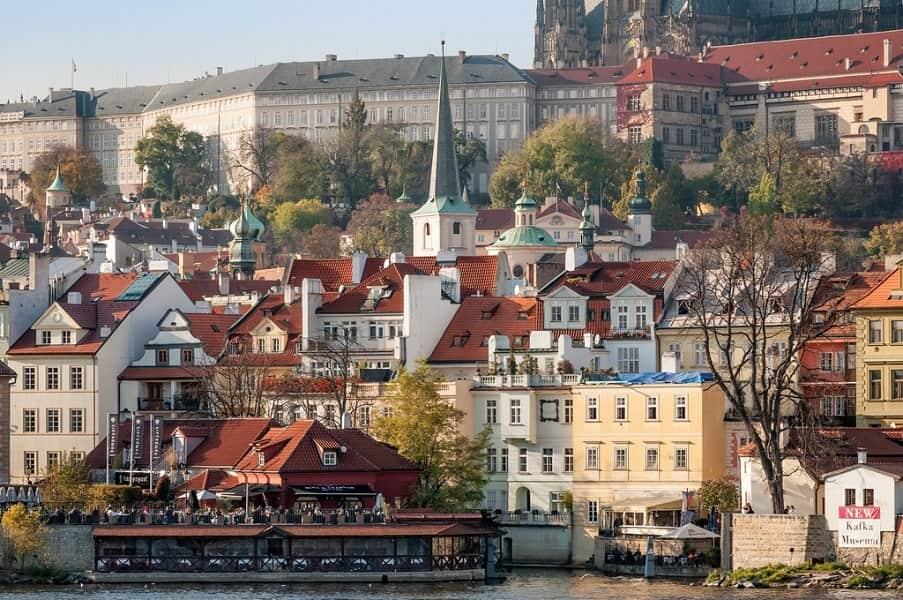 Поездка в Чехию. Фото Мала Страна