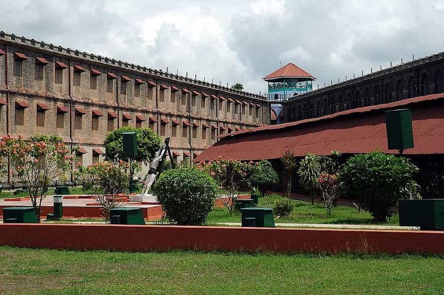 Поездка в Индию. Андаманские острова. Музей Тюрьма