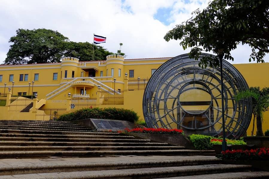 Поездка в Коста Рику. Сан Хосе. Центр города