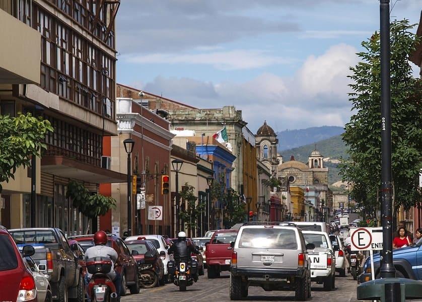 Поездка в Мексику. Город Оахака