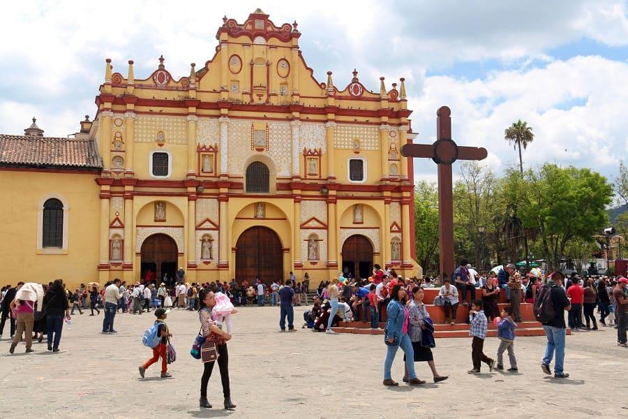 Поездка в Мексику. Сан Кристобаль фото