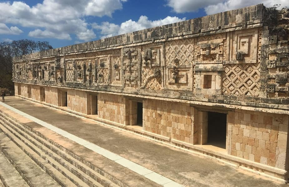 Поездка в Мексику. Ушмаль фото