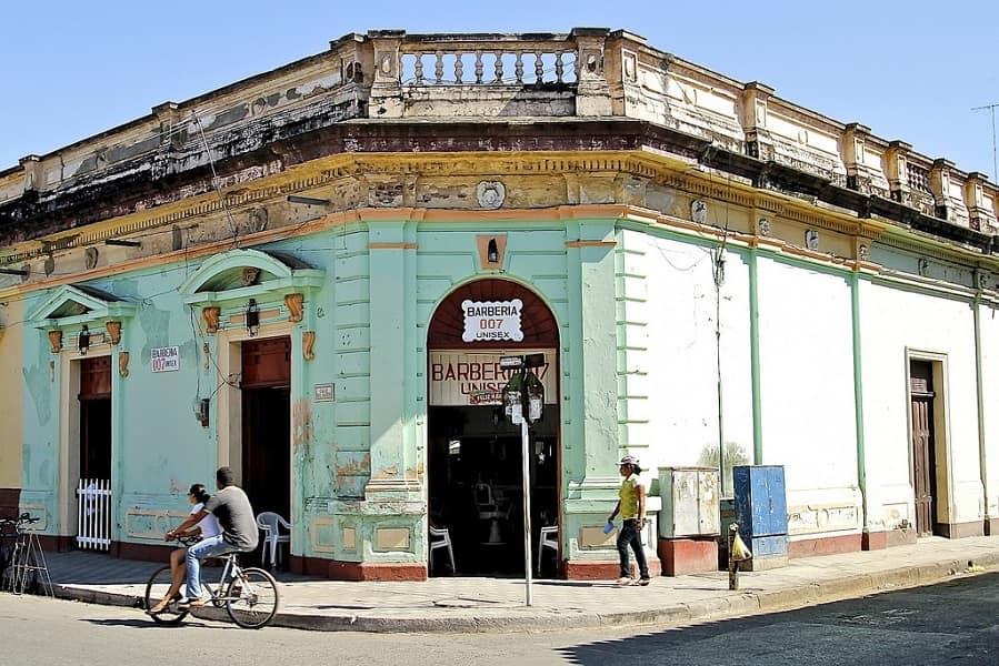 Поездка в Никарагуа. Улица Гранады фото