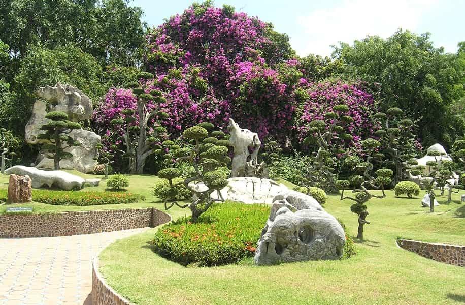 Поездка в Тайланд. Паттайский Парк миллионалетних камней