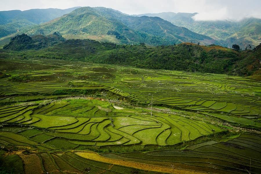 Поездка во Вьетнам. Сапа фото