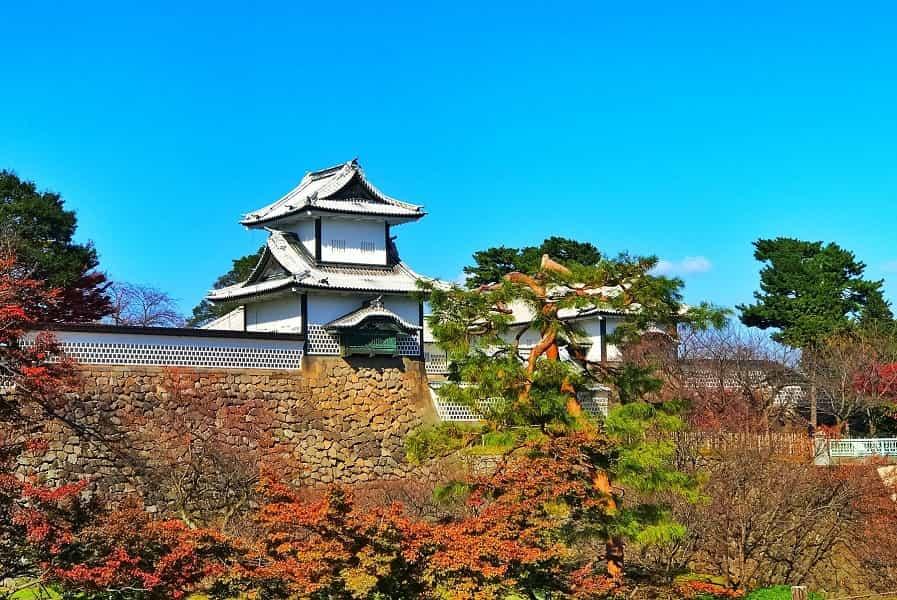 Поездки в Японию из Киева. Канадзава