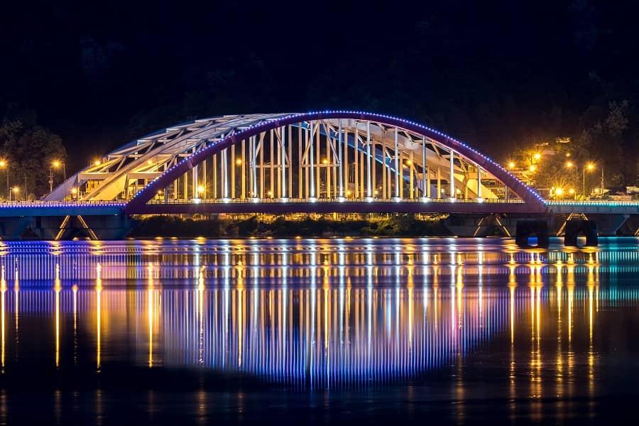 Путешествие в Корею. Сеул. Мост грамотности