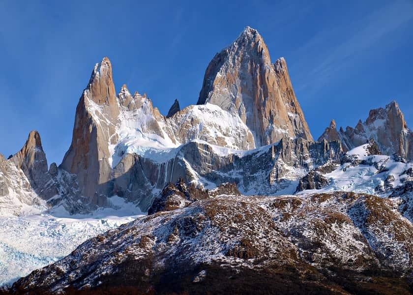 Путешествие в Аргентину. Треккинг к горе Фиц Рой
