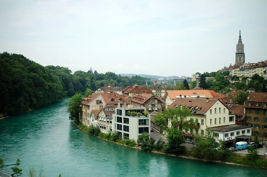 Путешествие в Чехию. Экскурсия в Швейцарию. Берн